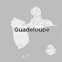 in Guadeloupe